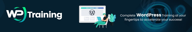 Wordpress Training englisch